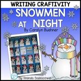 Snowmen At Night Craftivity