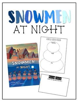 Snowmen At Night / Read-Aloud