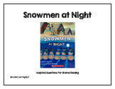 Snowmen At Night - Shared Reading