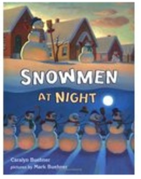 Snowmen At Night Sound Story