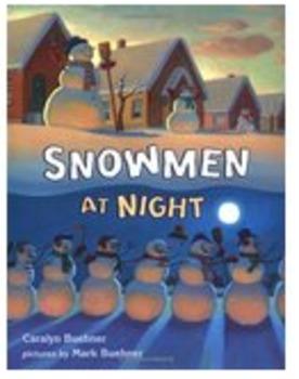 Snowmen At Night Sound Story