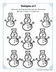 Snowmen Multiples