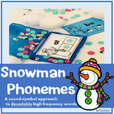 Snowman Phonemes: A Sound-Symbol Approach to High Frequency Words