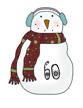 Snowmen Rounding