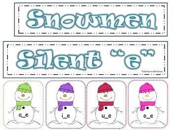 Snowmen Silent e