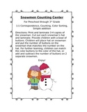 Winter Math Center
