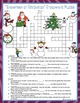 Snowmen at Christmas Activities Buehner Crossword Puzzle and Word Searches