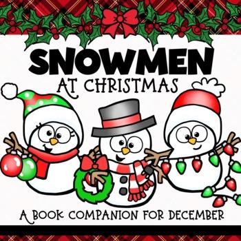 Snowmen at Christmas Book Companion