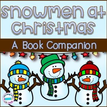 Snowmen At Christmas.Snowmen At Christmas Book Companion