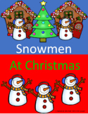 Snowmen at Christmas Guided Reading Lesson Plan