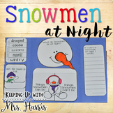 Snowmen at Night Lapbook
