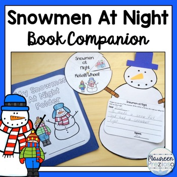 Snowmen at Night Activities