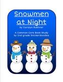 Snowmen at Night: A Common Core Book Study