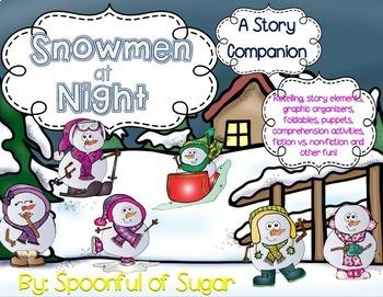 Snowmen at Night (A Story Companion)
