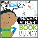 Snowmen at Night- Book Companion