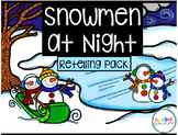 Snowmen at Night Book Companion Pack