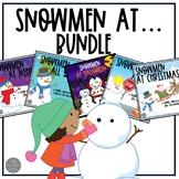 Snowmen at Night, Halloween, All Year, Christmas and Work BIG BUNDLE