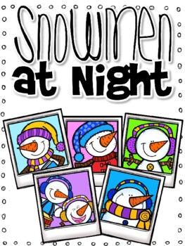 Snowmen at Night Class Book