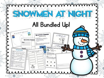 Snowmen at Night Companion Activities