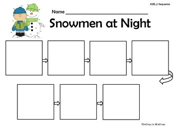 Snowmen at Night - ELA