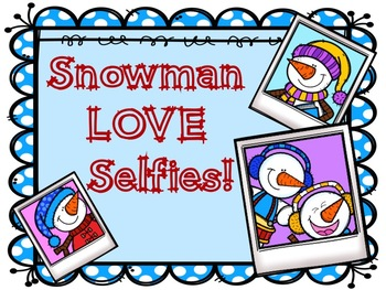 Snowmen at Night - Reading and Writing Activities to use with the Book!