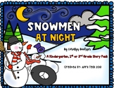 Snowmen at Night Story Pack