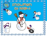Snowmen at Night Story Sequence
