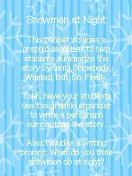 Snowmen at Night summarizing