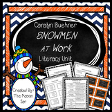 Caralyn Buehner's - Snowmen at Work Winter Unit
