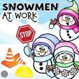 Snowmen at Work Book Companion