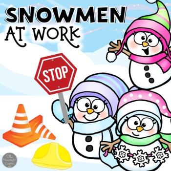 Snowmen at Work Book Companion