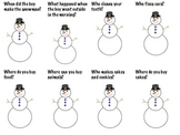 Snowmen at Work Language Packet