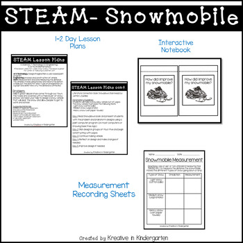 Snowmobile STEAM