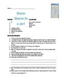 Snowstorm in a Jar