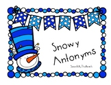 Snowy Antonyms