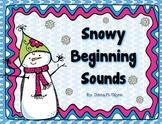 Snowy Beginning Sounds