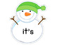 Contractions - Snowy Builders!