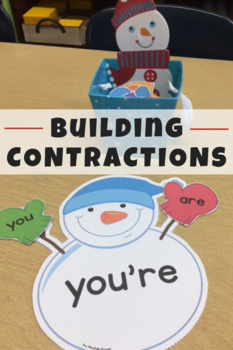 Contractions - Snowy Builders!