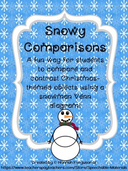 Snowy Comparisons
