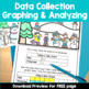 Snowy Day Data Printables and Task Cards