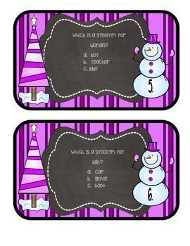 Snowy Day Literacy