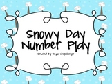 Snowy Day Number Play