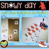Snowy Day Primary Literacy Companion