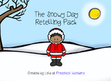 Snowy Day Retelling Pack