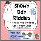 Snowy Day Riddles: A Tool to Help Students Use Context Clues