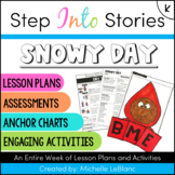 The Snowy Day Step Into Stories