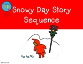 Snowy Day Story Sequence