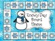Snowy Day Vowel Sounds of Y Board Game and Word Sort