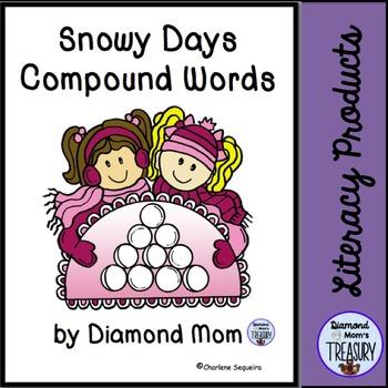 Snowy Days Compound Words