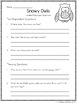 Snowy Owl: CCSS Aligned Leveled Reading Passages and Activities